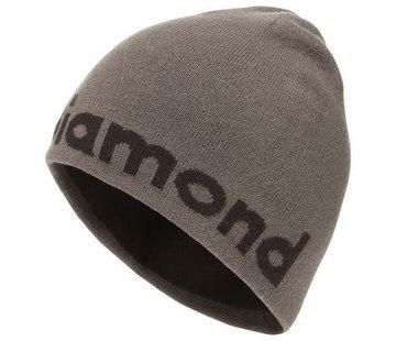 Black Diamond Brand Beanie Granite-Smoke