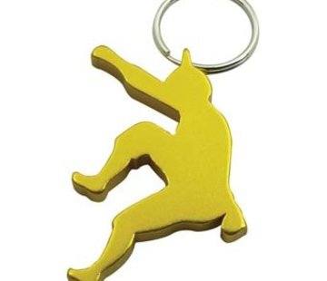 Munkees Climber Key Chain w/ Bottle Opener Assorted Colors