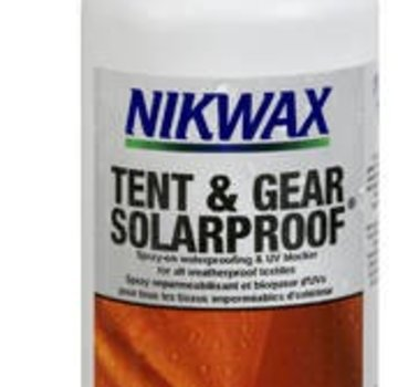 Nikwax Tent & Gear Solarproof 17 OZ