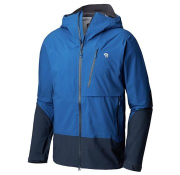 Mountain Hardwear Men's Superforma Jacket - Nightfall Blue - M