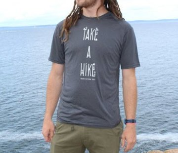 Mount Inspiration Take a Hike T-Shirt
