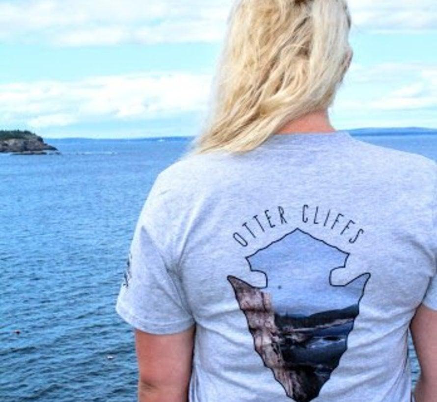 Arrowhead Scenic T-Shirt: Otter Cliffs