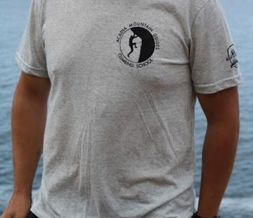 Acadia Mountain Guides Logo Short Sleeve Shirt