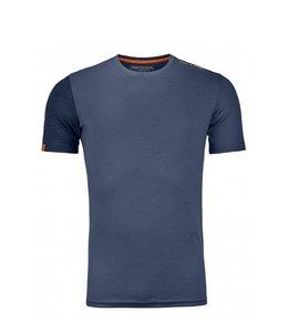 Ortovox Men's 185 Rock'N'Wool Short Sleeve