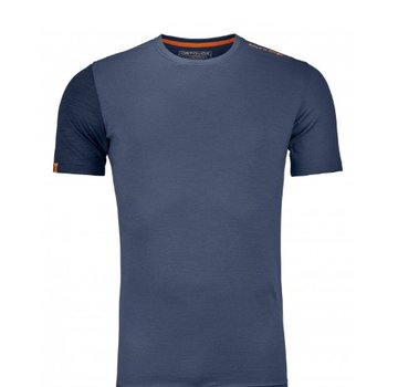 Ortovox Men's 185 Rock'N'Wool Short Sleeve