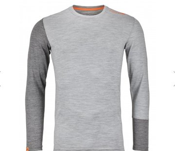 Ortovox Men's 185 Rock'N'Wool Long Sleeve