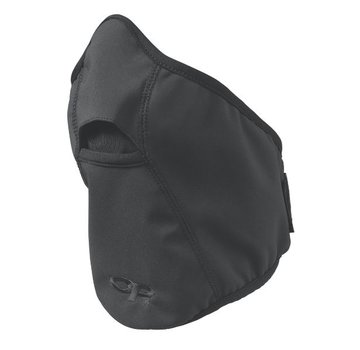 Outdoor Research Stormtracker Face Mask Black