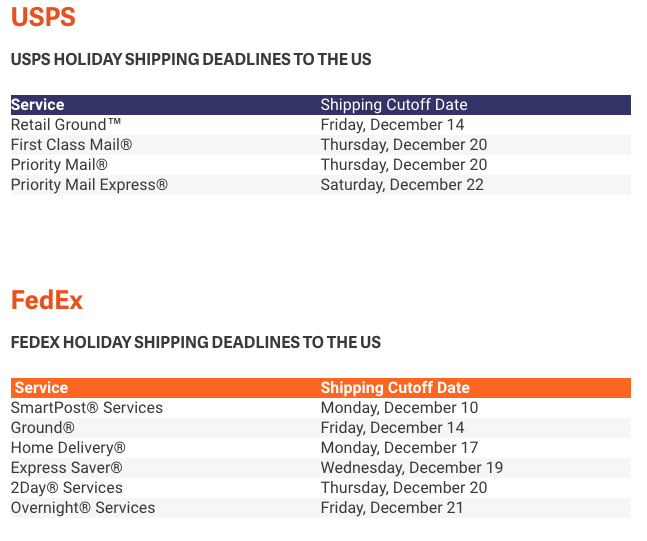 Alpenglow Adventure Sports: Shipping Information & Details