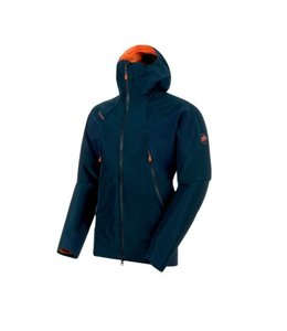 Mammut Men's Nordwand HS Flex Hooded Jacket