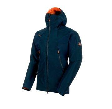 Mammut Men's Nordwand HS Flex Hooded Jacket Night M