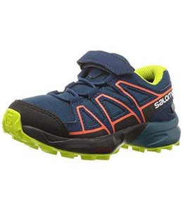 Salomon Kid's Speedcross CSWP K trail shoe