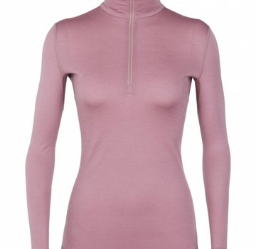 Icebreaker Women's 200 Oasis Long Sleeve Half Zip