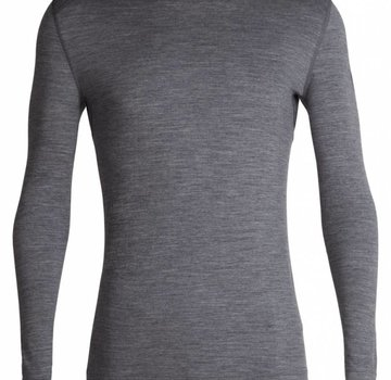 Icebreaker Men's 200 Oasis Long Sleeve Crewe