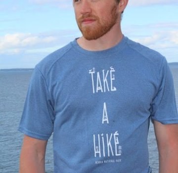 Mount Inspiration Take A Hike Long Sleeve Shirt
