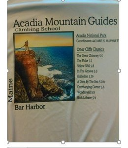 American Backcountry Acadia National Park Otter Cliffs Solar Microfiber Long Sleeve T-Shirt