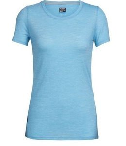 Icebreaker Women's Sphere Short Sleeve Low Crew