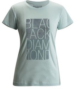 Black Diamond Women's Block T-Shirt