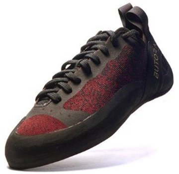 Butora Advance Lace Climbing Shoes Red