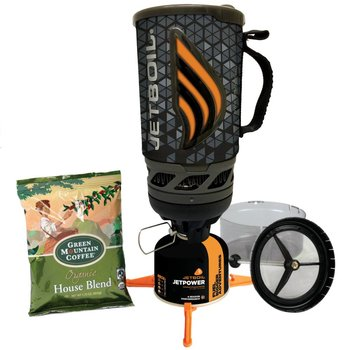 Jetboil Flash JavaKit Personal Cooking System & Coffee Press