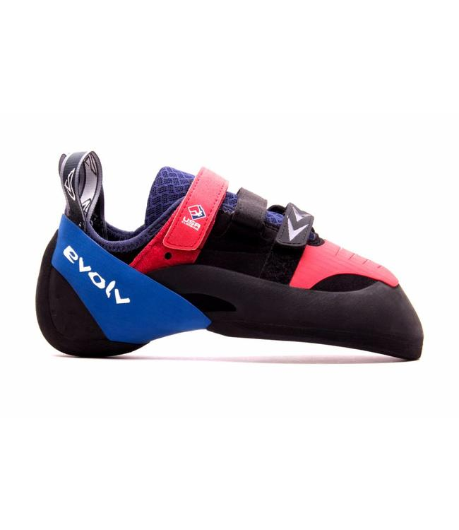 Evolv Kai Lightner Shaman Climbing Shoes-11