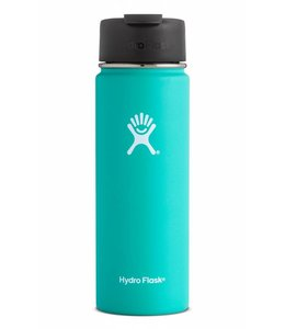 Hydro Flask 20 oz Wide Mouth Water Bottle w/Flip Lid
