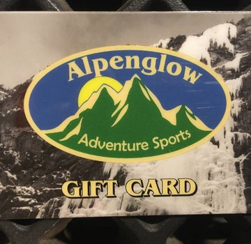 Acadia Mountain Guides Alpenglow and AMGCS Gift Cards
