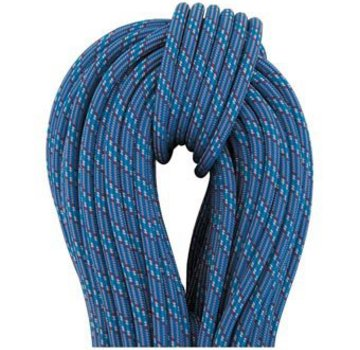 Beal Ice Line 8.1mm Climbing Rope Unicore- 70 m Golden Dry