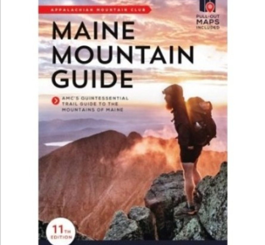 AMC Maine Mountain Guide 11th