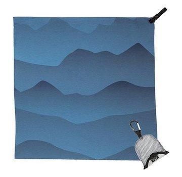 PackTowl Nano Towel Blue Mountain