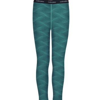 Icebreaker Kid's 200 Oasis Leggings Curve