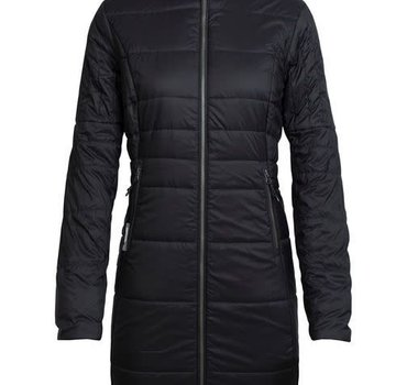Icebreaker Women's Stratus X 3Q Hooded
