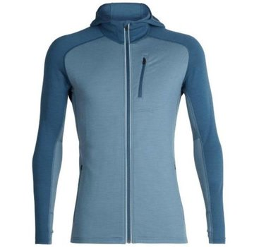 Icebreaker Men's Quantum Long Sleeve Zip Hood