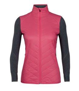 Icebreaker Women's Descender Hybrid Jacket