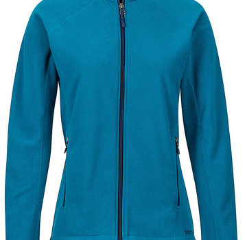 Marmot Women's Rocklin Full Zip Jacket Late Night XS
