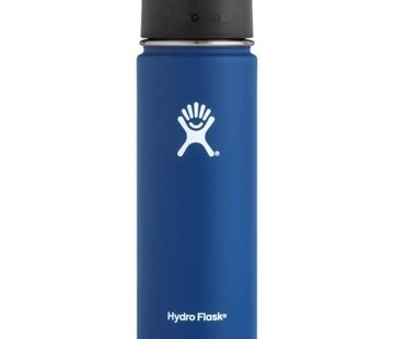 Hydro Flask AMGCS 20 oz. Wide Mouth Water Bottle w/Flip Lid