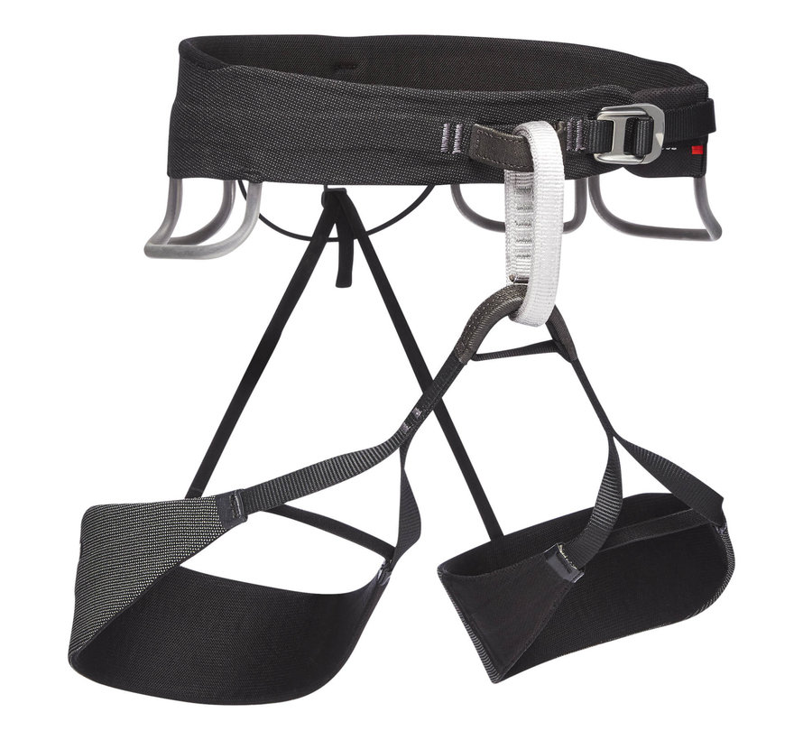 Men's Solution Guide Harness - Alloy