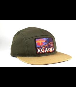 Park Hats Acadia 5 Panel Hat