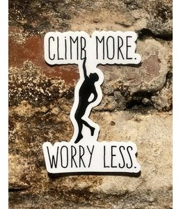 Mount Inspiration AMGCS Climb More. Worry Less. Brown/Khaki Trucker Hat