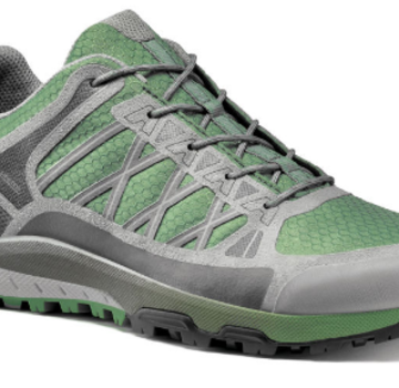 Asolo Women's Grid GV Hiking Shoe Hedge Green - 10