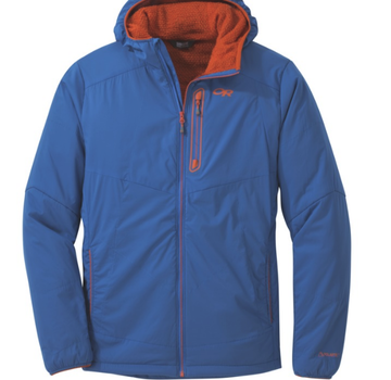 Outdoor Research Ascendant Hoody Cobalt/Burnt Orange