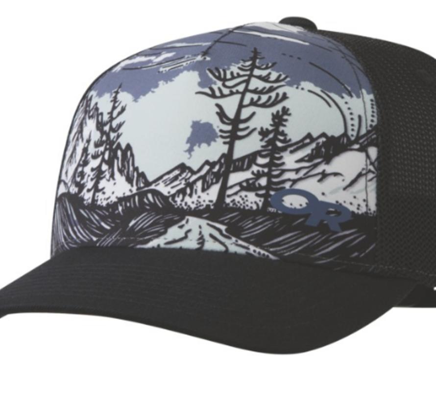 Alpenglimmer Trucker Hat