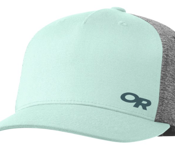 Outdoor Research She Adventures Trucker Cap- Washed Seaglass