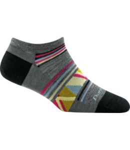 Darn Tough Women's Bridge No Show Light Sock