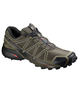 Salomon Men's Speedcross Running Shoes Wide