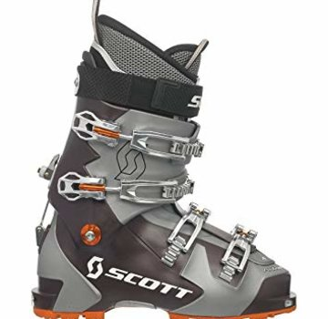 Scott Radium Alpine Touring Boots - 2014 Closeout size 28 Black/Silver