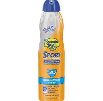 Banana Boat Banana Boat Sport Spray 30 SPF 6 oz