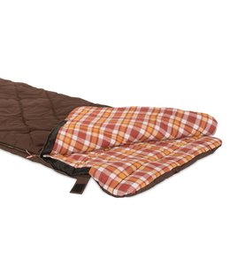 Nemo Huckleberry Bed Roll Drifter/Cabin Plaid