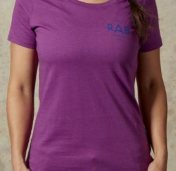 Rab Women's Geo Stance Short Sleeve Tee-L