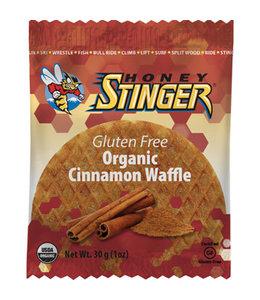 Honey Stinger Gluten Free Organic Waffes Cinnamon