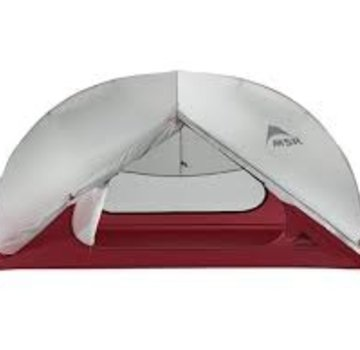 MSR Hubba Hubba NX V8 Red 2 Person Tent